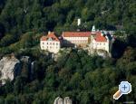 Hotel Zámek Hrubá Skála dovolená v ČR